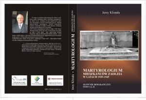 Martyrologium mieszkańców Zaolzia w latach 1939-1945 - słownik biograficzny