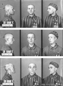Zdjęcia obozowe żydowskich ofiar egzekucji