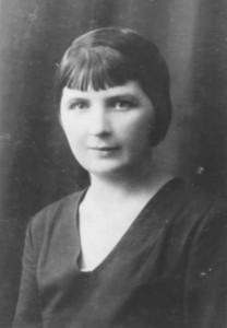 Teresa Jagodzińska, zginęła w KL Auschwitz-Birkenau 25 czerwca 1944 r.