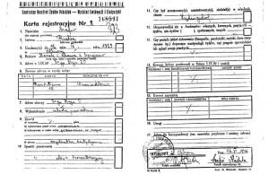 afir Ruchla przezyła pobył w podobozie KL Gross-Rosen. Po wojnie pracowała w Olkuszu jako pomoc dentystyczna.