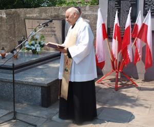 Ks. Jerzy Brońka, proboszcz parafii p.w. Wniebowzięcia NMP w Oświęcimiu