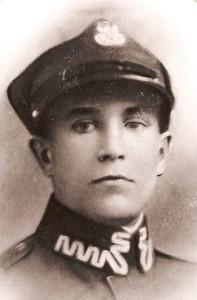 Tomasz Kocjan, żołnierz Wojska Polskiego