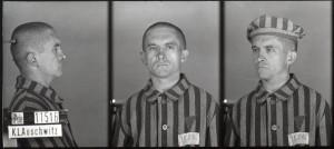 Stanisław Wąsowicz, zdjęcie wykonane przez gestapo obozowe