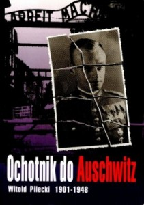 """Adam Cyra """"Ochotnik do Auschwitz"""", Oświęcim 2000"""