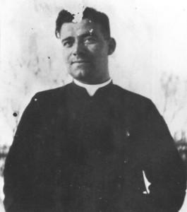 Ksiądz Franciszek Paciorek