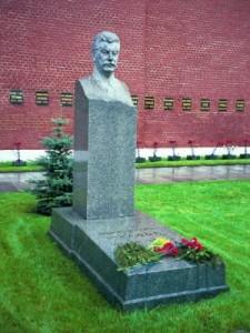 Grób Józefa Stalina w Moskwie