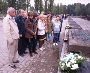 Międzynarodowy Pomnik Ofiar Obozu w Brzezince (Birkenau)
