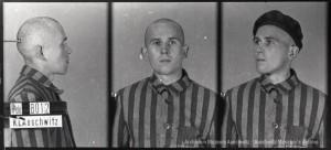 Mieczysław Zawadzki, zdjęcie wykonane przez obozowe gestapo