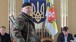 """Ołeksandr Muzyczko """"Saszko Biłyj"""""""