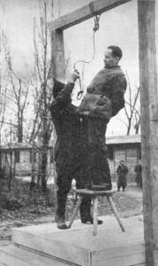Egzekucja Rudolfa Hössa