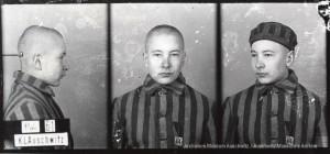 Jerzy Bogusz, zdjęcie obozowe