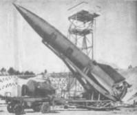 Wyrzutnia rakiet V-2