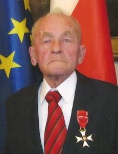 Kazimierz Ptasiński, dzisiaj ma 94 lata