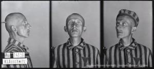 Zygmunt Pilawski, zdjęcie wykonane przez obozowe gestapo