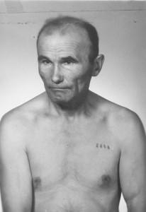 Piotr Czerniecki, jeniec sowiecki, nr R-2444, po wojnie mieszkał w Szczecinie