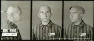 Stephan Łenkawski, zdjęcie wykonane przez obozowe gestapo