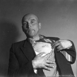 Mikołaj Krasucki, jeniec sowiecki, nr R-10093