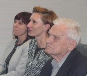Muzeum Auschwitz-Birkenau, sesja historyczna na temat cichociemnych, kpt. Aleksander Rarnawski, 28.11.2016 r.