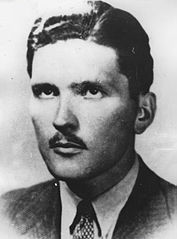 Ppor. Stefan Jasieński, fot. 1943 r.