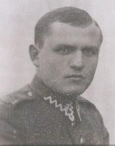 Stanisław Furdyna, zginął w wieku 28 lat