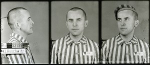 Adam Kozaczka, zdjęcie wykonane przez obozowe gestapo