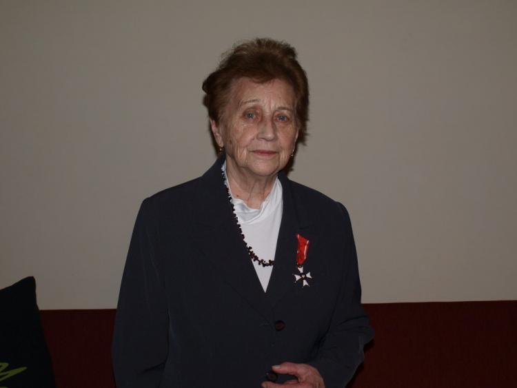Zofia Zużałek, Babice 2011 r.