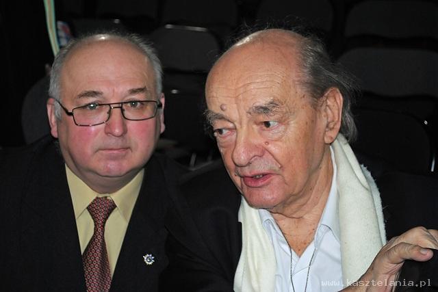 Marek Księżarczyk i August Kowalczyk