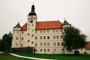 Zamek w Hartheim
