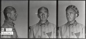 Jan Ruff, zdjęcie wykonane przez obozowe gestapo