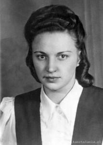 Zofia Gabryś-Domasik (1921-2009)