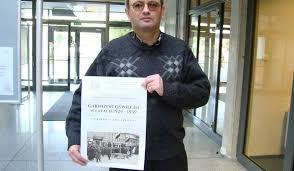 Jarosław Ptaszkowski, lekarz i pasjonat historii z Oświęcimia, autor biogramu płk. Władysława Kiełbasy