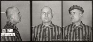 Leon Wdówka, zdjęcie wykonane przez obozowe gestapo