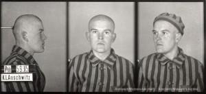 Stanisław Paulo, zdjęcie wykonane przez obozowe gestapo