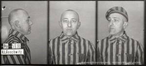 Adam Teodor Pisz, zdjęcie wykonane przez obozowe gestapo