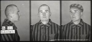 Stefan Fiałkiewicz, zdjęcie wykonane przez obozowe gestapo