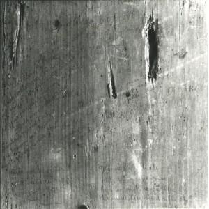 Napis Bernarda Świerczyny na drzwiach celi nr 28